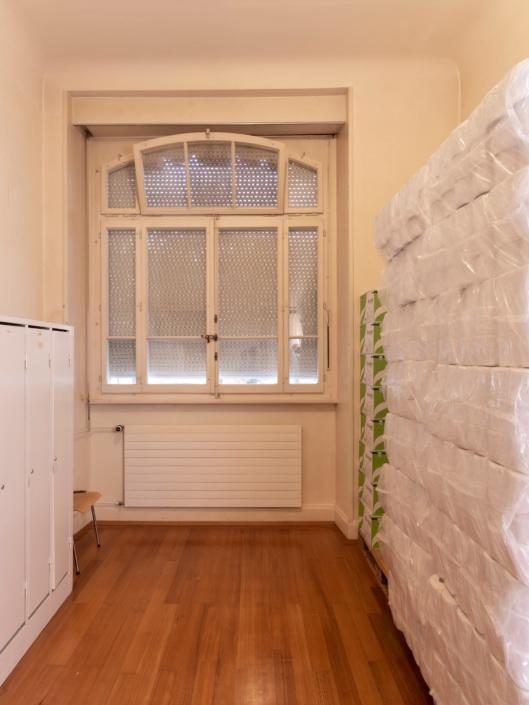 fenêtre avec radiateur