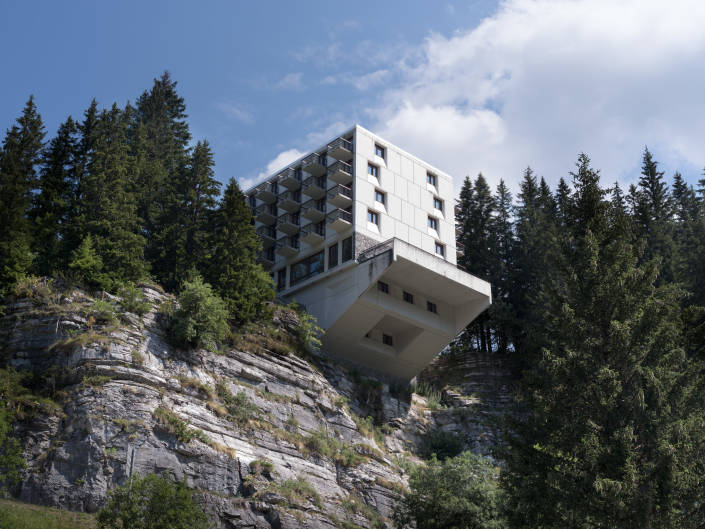 hôtel le Flaine