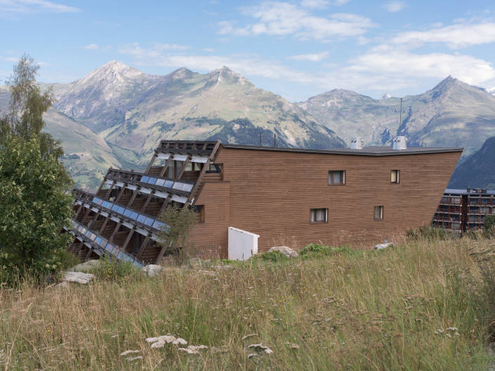 habitations à Arcs 1600