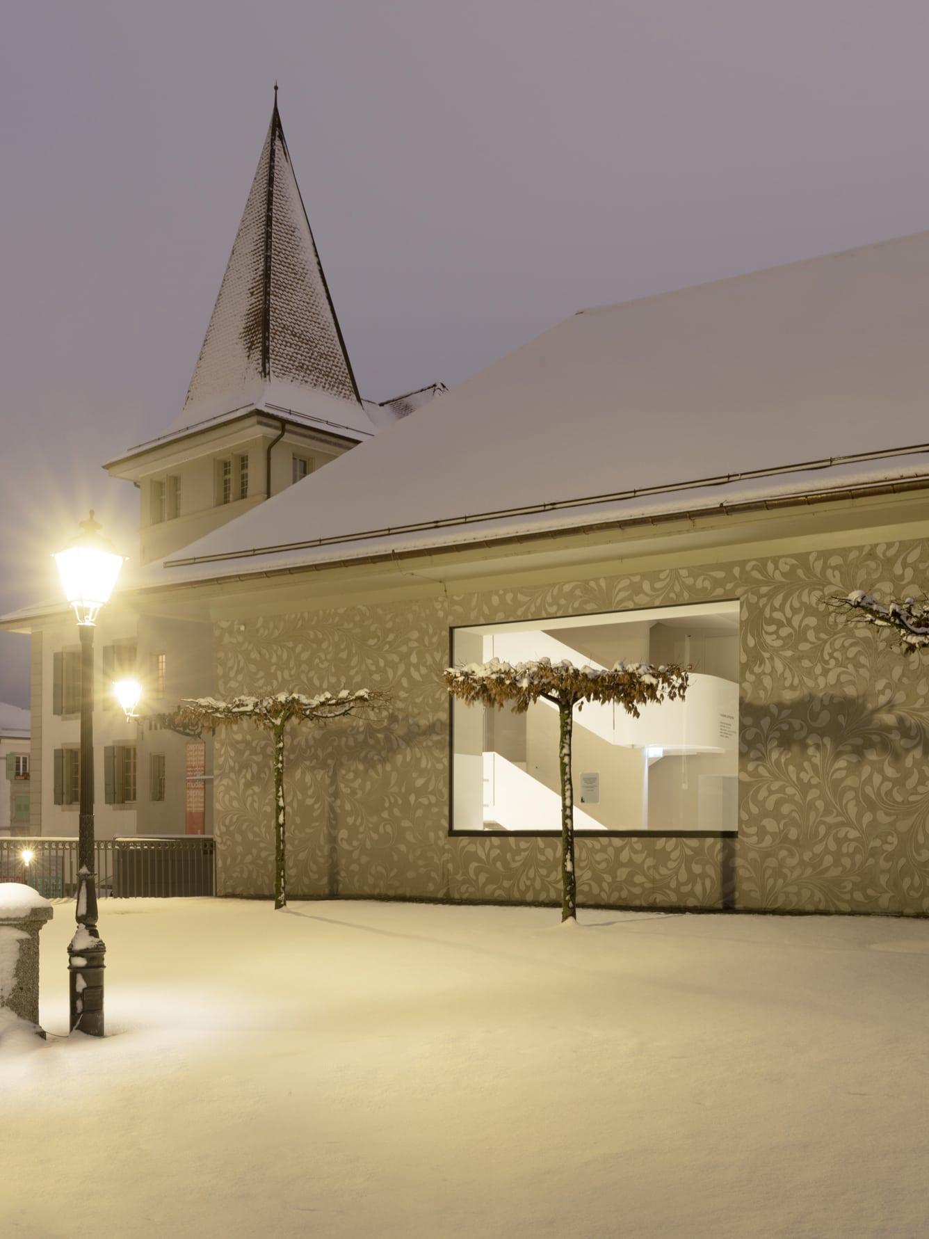 musée historique de Lausanne