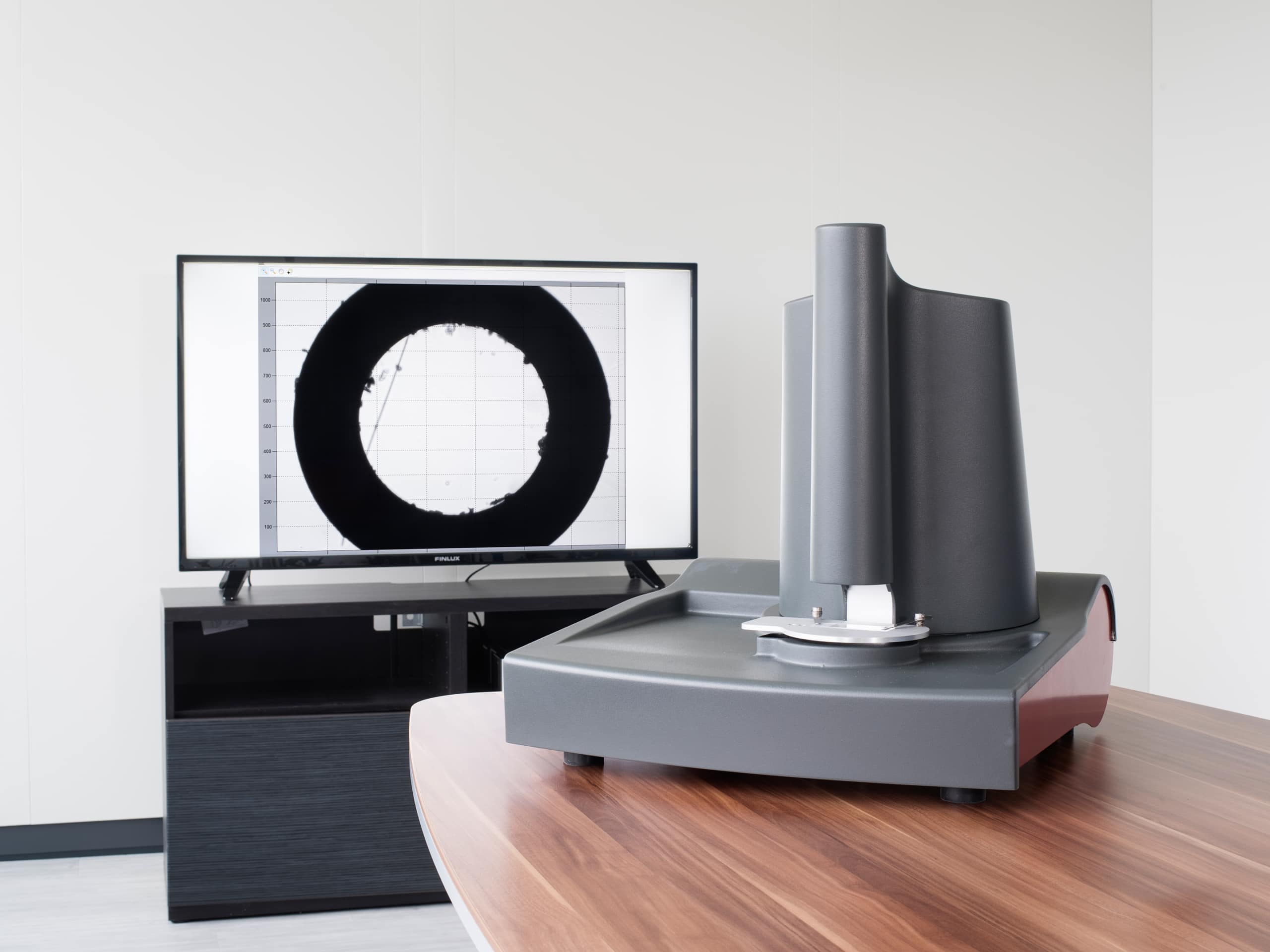 prototype industriel avec captation d'écran