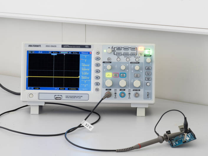 instrument de mesure scientifique